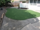 synthetic turf installation process 3