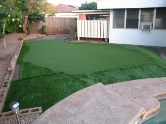 synthetic turf installation process 4